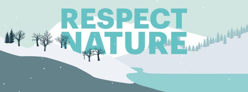 RESPECT NATURE – Freizeit in Einklang mit der Natur