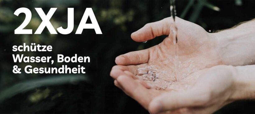 Birdlife Schweiz empfiehlt 2x JA am 13. Juni